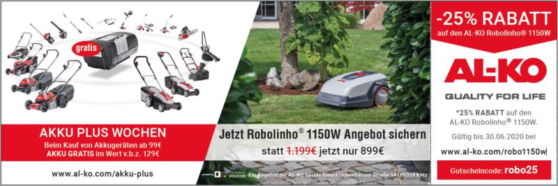 Robolinho® 1150W