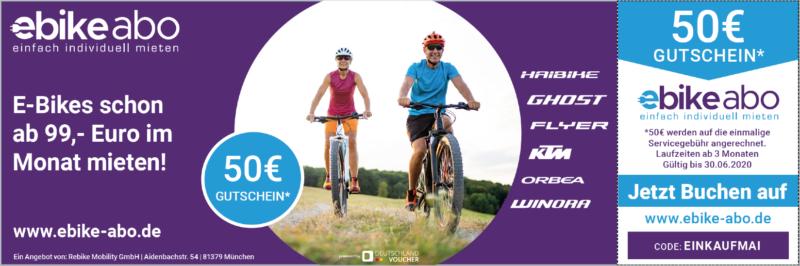 E-Bike Abo!
